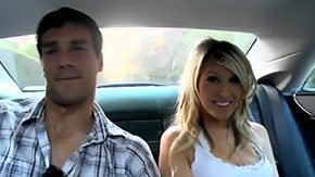 Free Alison Tylor HD porn Sweet Alison Tylor that that babe is using her bendable lips in order to make his rough cock even harder but that babe is doing it in moving car with