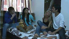 Russian Orgy, Amateur, Babe, Blonde, Blowjob, Brunette