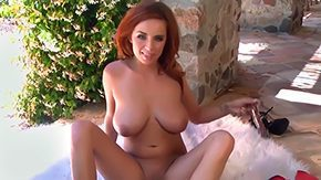 Solo Orgasm, Big Tits, Boobs, Dildo, High Definition, Masturbation