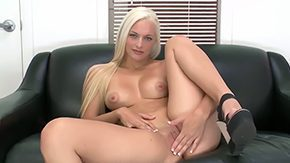 Macy Cartel, Amateur, Banana, Blonde, Candy, Dildo
