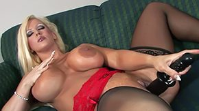 Alura Jenson High Definition sex Movies Busty light-haired Alura Jenson is lying on couch getting unreal satisfaction from greater toy inside her cunt being ready to produce loads of