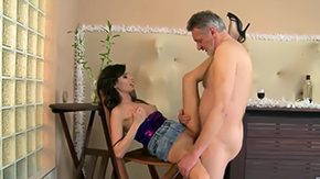 Betty Stylle, Ball Licking, Banging, Blowjob, Choking, Cumshot