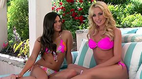 Angela Sommers, Adorable, Audition, Bimbo, Boobs, Casting