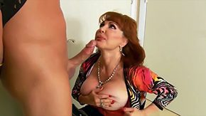 Sexy Vanessa, 10 Inch, Ass, Ass Licking, Aunt, Ball Licking