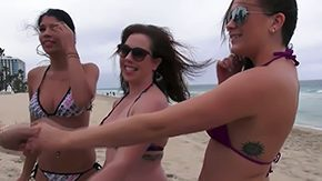 HD Lexi Nicole Sex Tube Three chicks out since day at beach then put them in motel room view lesbian fun that sparks up when Hayden Bell Jordana Heat Lexi Nicole get