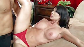 HD Panty tube Kendra Lust is a gorgeous MILF with huge boobs and