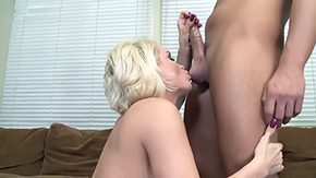 Diamond Foxxx, American, Aunt, Ball Licking, Big Cock, Big Natural Tits