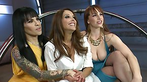Free Foxxy Star HD porn A Feature Update Ts Foxxy and Sexy Bella Rossi Overpower Francesca Le