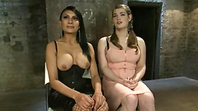Groping, Shemale, Transsexual