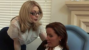 Free Rachel Steel HD porn Big breasted MILFs Nina Hartley Rachel Steele implant erotic briefs that they wear underneath cloths then have ardent lesbo fun