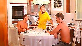 HD Vacation tube Hot young men flavor particular other's hard cocks right through their vacation