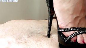 Heels Feet, BDSM, Boots, Brutal, Dominatrix, Extreme