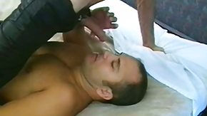 HD Cigar tube Boy sucks his cock while smoking a cigar, then gets hands on his sweetheart fucked