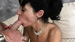 Hairy Black, Babe, Big Tits, Blowjob, Brunette, Fucking