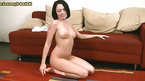 Gymnast, Acrobatic, Athletic, Big Tits, Brunette, Flexible