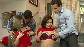 Foursome, Blowjob, Foursome, Fucking, Neighbors