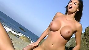 HD Sex by the beach is the best place to reach unforgettable bright orgasms