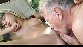 Grandpa, 18 19 Teens, Angry, Barely Legal, Blonde, Blowjob