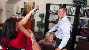 Nadia Noir High Definition sex Movies Experienced pornstar Marcus London enjoys having dick sucking session in threesome with sexy hookers Nadia Noir Veronica Avluv with