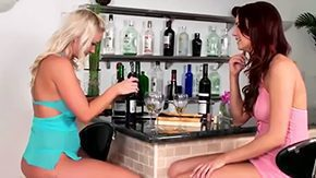 HD Lesbian With Sister Sex Tube Redhead playgirl Jayden Cole bum famous sandy colored lesbian pornstar Molly Cavalli with big savory boobs have savor together while drinking red