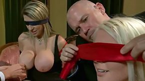 HD Swap tube Experienced Master mature lads Mark Davis Steve Holmes delight in exchanging their bottom blonde wives Sara Jay Kait Snow with libidinous bodies enrmous