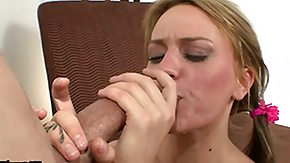 Holly Wellin, Babe, Big Cock, Blonde, Blowjob, Cum Drinking