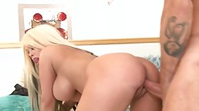 Natasha Talonz, Banging, Bed, Bend Over, Big Natural Tits, Big Nipples