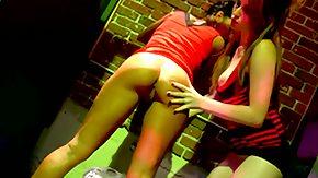 Nikki Rhodes, Banging, Big Pussy, Brutal, Dildo, Double