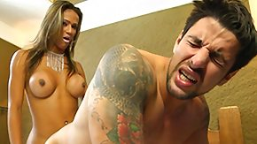 Bareback High Definition sex Movies man whore gets his ass stretched by hot trannie