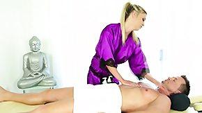 Massage, Babe, Blonde, High Definition, Massage, Masseuse