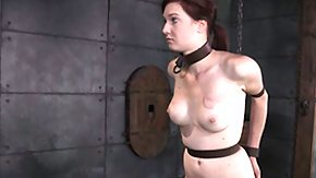 Electro HD porn tube Ashley Lane straddles electrified rod