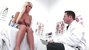 Free Doctor HD porn videos amazing screwing with a blonde patient