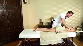 Dakota Skye, Blonde, Desk, High Definition, Massage, Masseuse