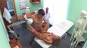 Voyeur, Best Friend, Big Tits, Blonde, Boyfriend, Clinic