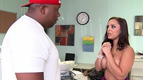 Dentist, Bend Over, Big Black Cock, Big Cock, Bimbo, Black