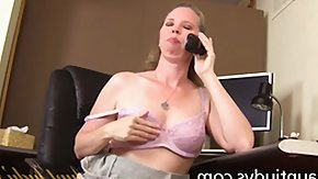 Phone, Dirty, High Definition, Masturbation, Mature, MILF