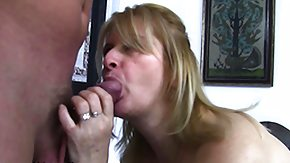 Son, Blowjob, European, Facial, Hardcore, High Definition