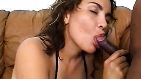 Aurora Jolie, Big Black Cock, Big Cock, Blowjob, Brunette, Cougar