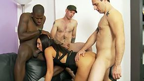 Ruby, 4some, Assfucking, Asshole, Banging, Bend Over