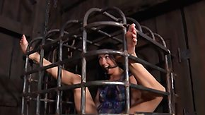 Tied, BDSM, Bound, Brunette, Fetish, High Definition