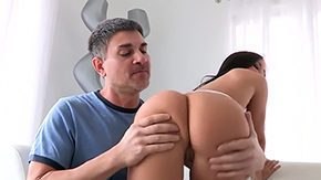 Michael Stefano, Allure, Aunt, Ball Licking, Banging, Bed