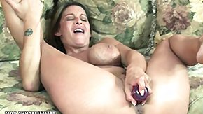 Leeanna Heart, Big Tits, Boobs, Granny Big Tits, High Definition, Masturbation