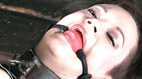 Submissive, BDSM, Brunette, Fetish, High Definition, Labia