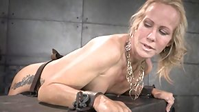 Simone Sonay, 3some, BDSM, Blonde, Bound, Fetish