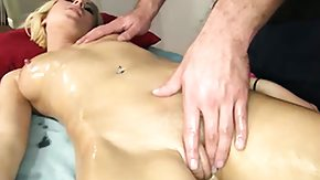 Massage, Blonde, Fingering, High Definition, Massage, Masseuse