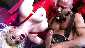Victoria Summers, 3some, BDSM, Big Tits, Blowjob, Cumshot