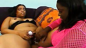 Lesbian Toys, BBW, Big Pussy, Big Tits, Black, Black BBW