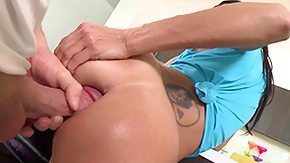 HD Observe with pleasure as gorgeous ladies endure rough anal sex