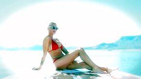 Juelz Ventura, Banging, Big Tits, Bikini, Boobs, Brunette