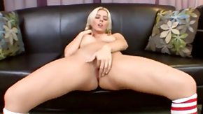 Kodi Gamble, Babe, Ball Licking, Blonde, Blowbang, Blowjob